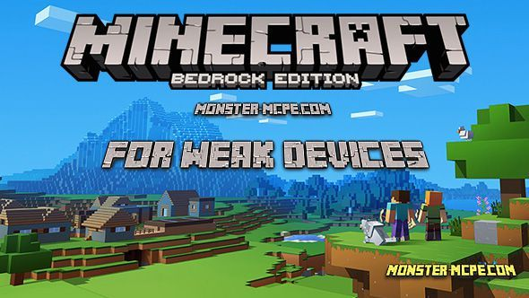 Download Minecraft for Weak Android phones