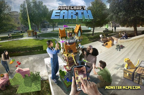 Download Minecraft Earth for Android