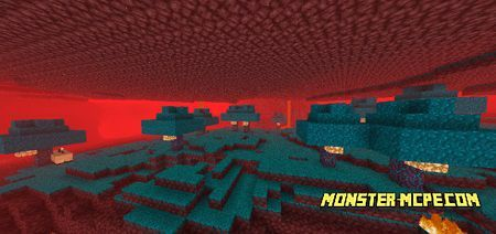 Minecraft Nether Update Concept Add-on 1.14/1.13/1.12+