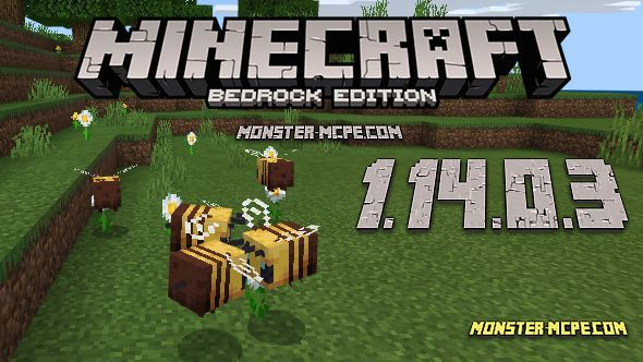 Download Minecraft 1 14 0 3 for Android | Minecraft Bedrock