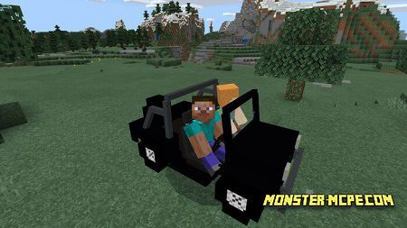 Jeep! Addon 1.14/1.13/1.12+
