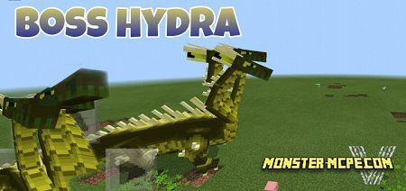 Boss Hydra Addon (beta) 1.14/1.13/1.12+