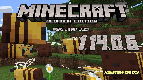Download Minecraft 1 14 0 6 for Android | Minecraft Bedrock