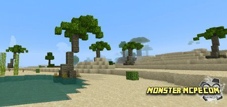 Palm Trees Add-on 1.14/1.13/1.12+