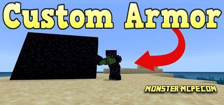Custom Armor Addon 1.13/1.12+