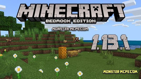 Minecraft 1.13.1.5 for Android