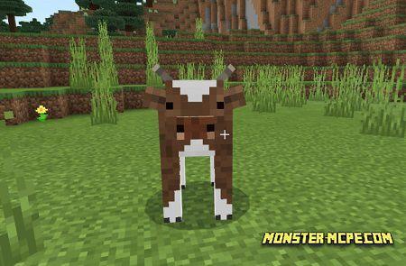 Cuter Vanilla Cows 1.13/1.12+