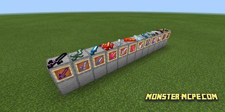 Elemental Weapons Add-on 1.14/1.13+