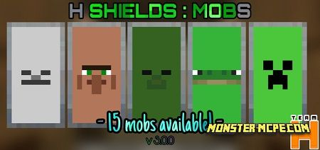 H Shields Mobs Resource Pack