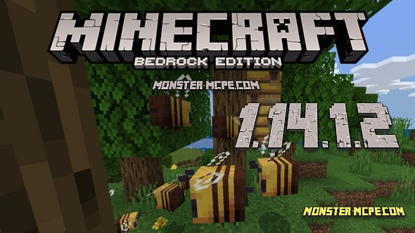 Minecraft 1.14.1.2 for Android