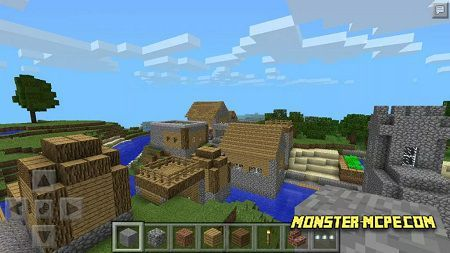 Minecraft PE 0.9.1 for Android