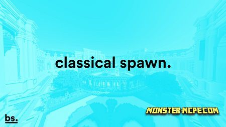 Classical Spawn | Blockmatic Studios Map