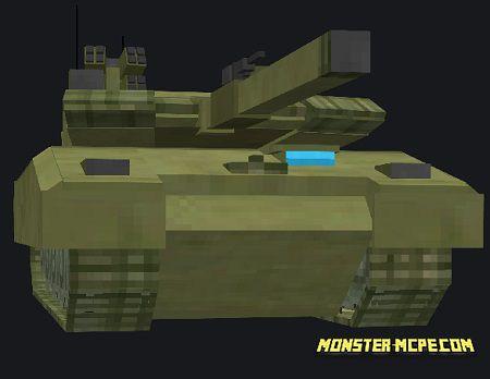 Modern Warfare: Battle Tanks Add-on 1.14/1.13+