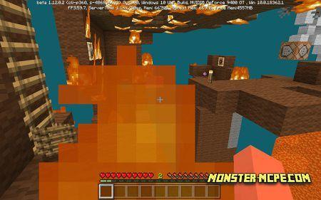 Burning Animals (Minigame) Map