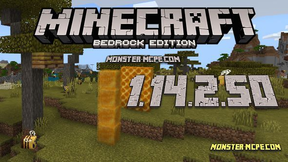 Minecraft 1.14.2.50 for Android