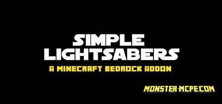 Simple Lightsabers v1 1.14/1.13+