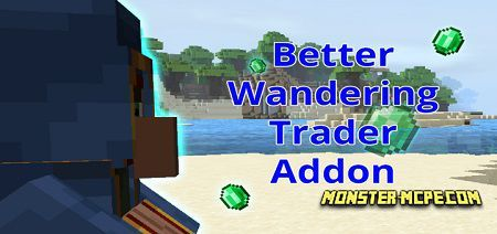 Better Wandering Trader Add-on 1.14/1.13+