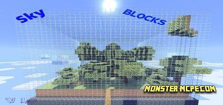 Sky Biomes V1.1 Map