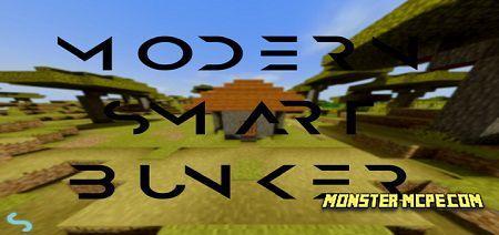 Modern Smart Bunker Map