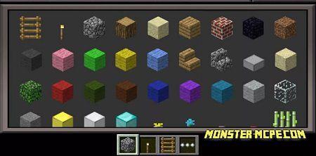 Android için Minecraft PE 0.1.1, 0.1.2, 0.1.3