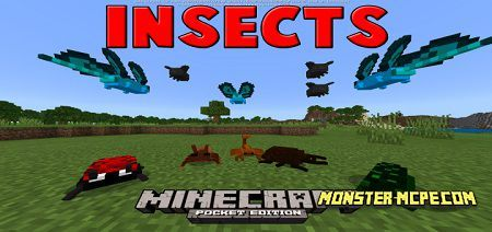 Insects Addon 1.14/1.13+