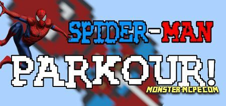 Spider-Man Parkour Map