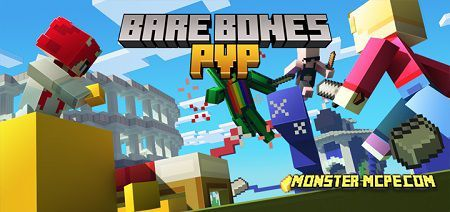 Bare Bones PvP Texture Pack