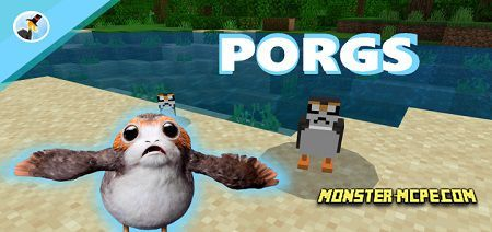 Star Wars Porg Add-on 1.14/1.13+