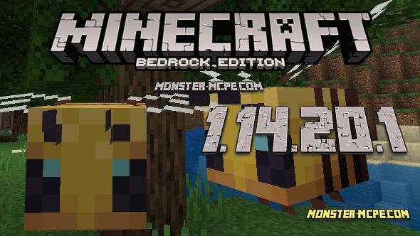 Minecraft 1.14.20.1 for Android