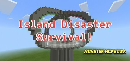 Island Disaster Survival Map
