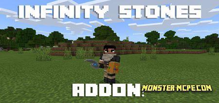 Infinity Stones Addon 1.14/1.13+