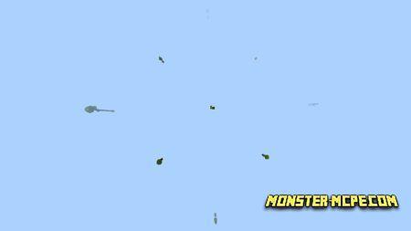 Pixels Skyblock Map