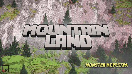 Mountain Islands Map