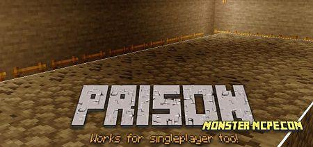 Singleplayer Prison Map