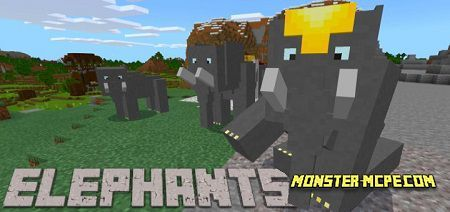 Elephants! Add-On 1.14/1.13+