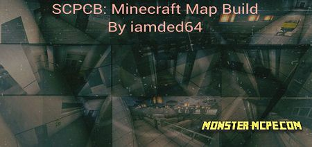 SCPCB: Minecraft Map Build
