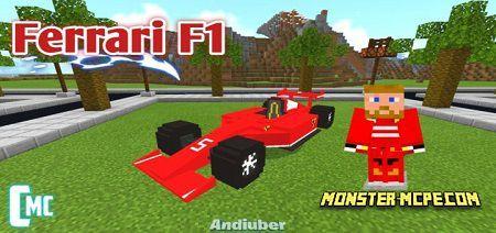 Ferrari F1 Addon 1.14/1.13+