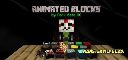 Animated Blocks Texture Pack