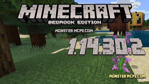 Minecraft 1.14.30.2 for Android