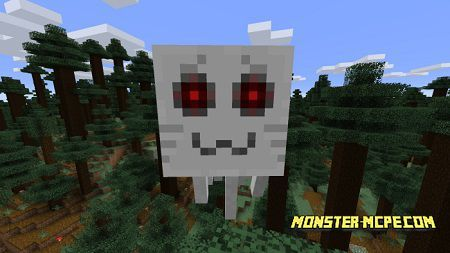 Better Ghasts Texture Pack