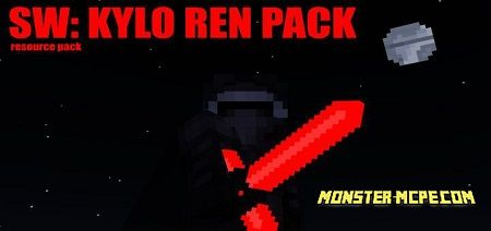 Star Wars Kylo Ren Texture Pack