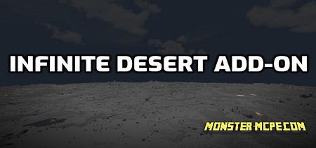 Infinite Desert Add-on 1.14+
