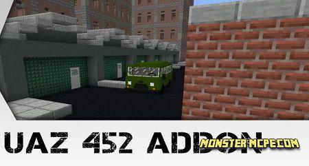 UAZ 452 Addon 1.14+