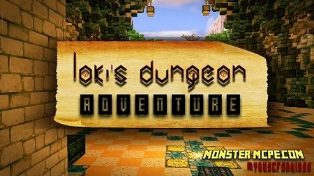 Loki's Dungeon Adventure Map