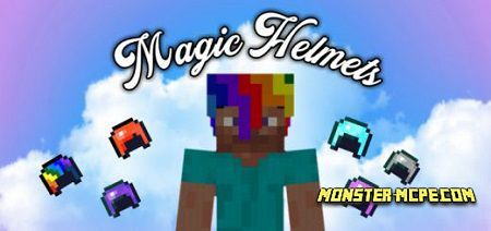 Magic Helmets Add-on 1.14+