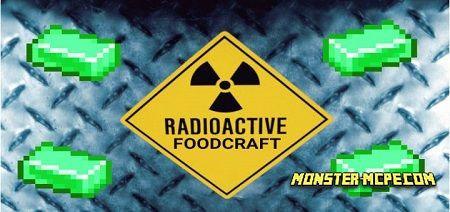 CookingCraft Radioactive Update Add-on 1.14+