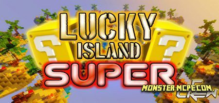 Lucky Island SUPER Map