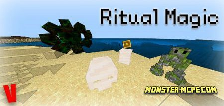 Ritual Magic Add-on 1.14+