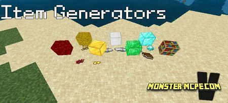 Item Generators Add-on 1.14+