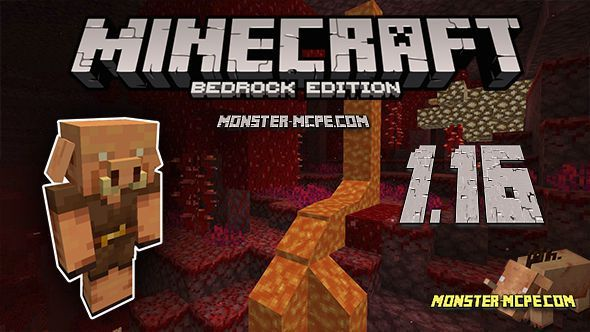 Minecraft 1.16.0 for Android